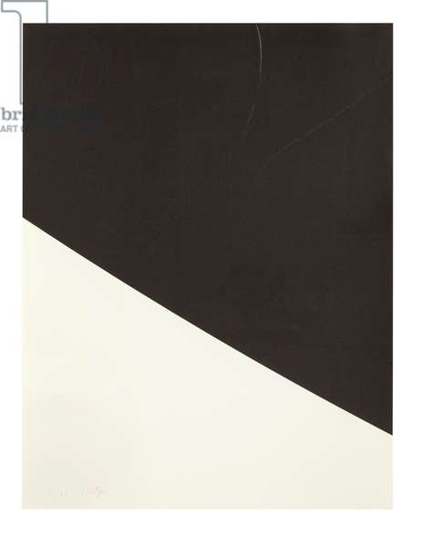 Black Curve, 2000 (litho)