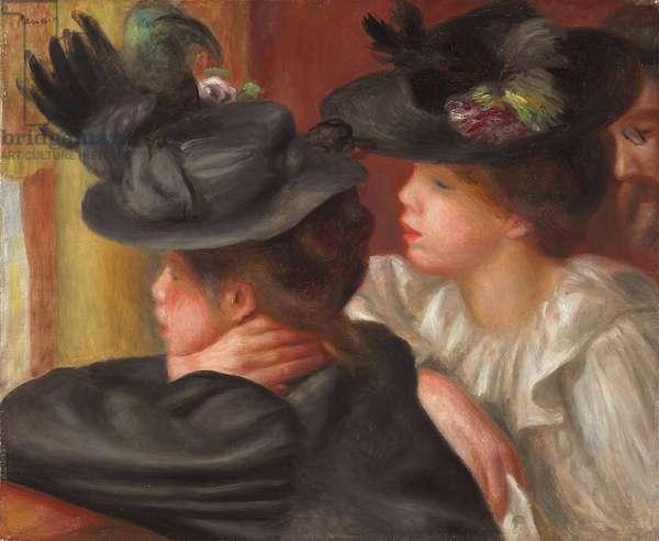 The Theatre Box; Au Theatre, la loge, 1894 (oil on canvas)
