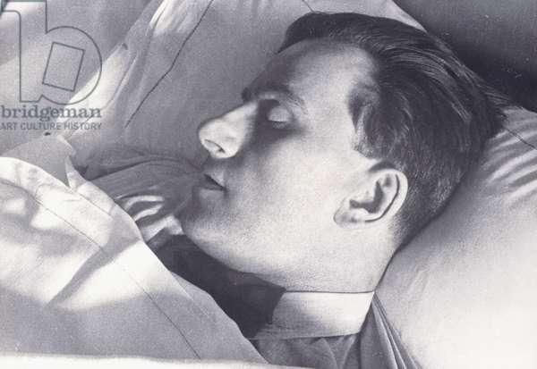 V.V. Maiakovskii, 1930, 1930 (gelatin silver print)