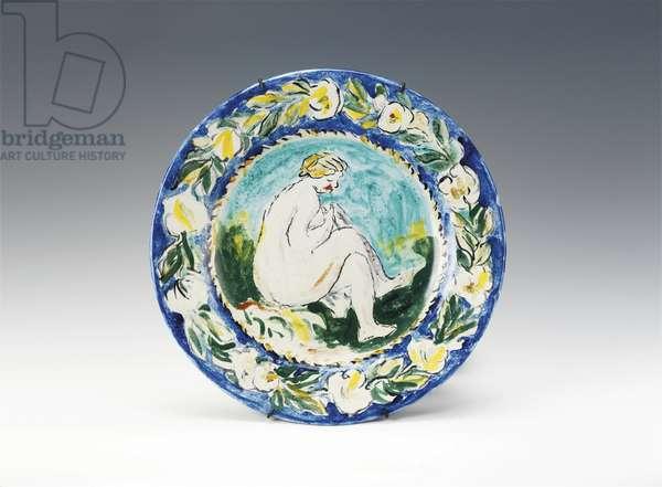 Sortie de Bain, 1910 (ceramic)