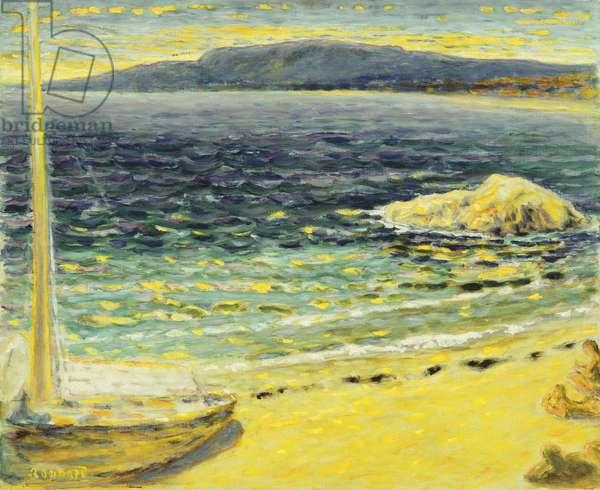 Marine, c.1910 (oil on canvas)
