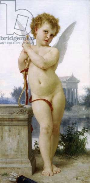Love, 1891 (oil on canvas)