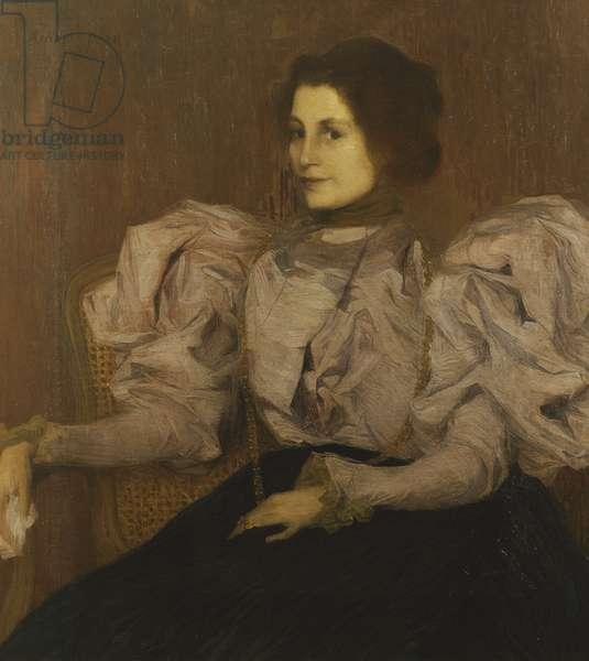 Portrait de Madame Besnard, c.1896 (oil on canvas)