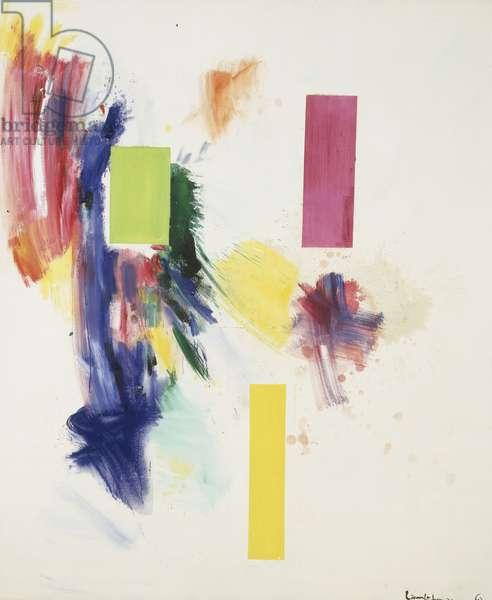 Calliope, 1963 (oil on canvas)