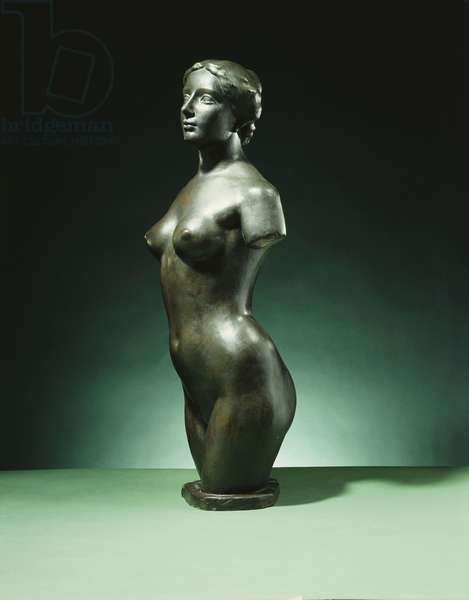 Youth; La Jeunesse, 1910 (bronze with brown patina)
