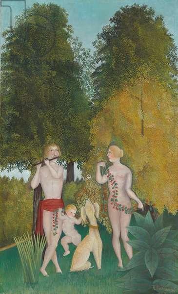 Happy Quartet; Heureux quator, 1902 (oil on canvas)