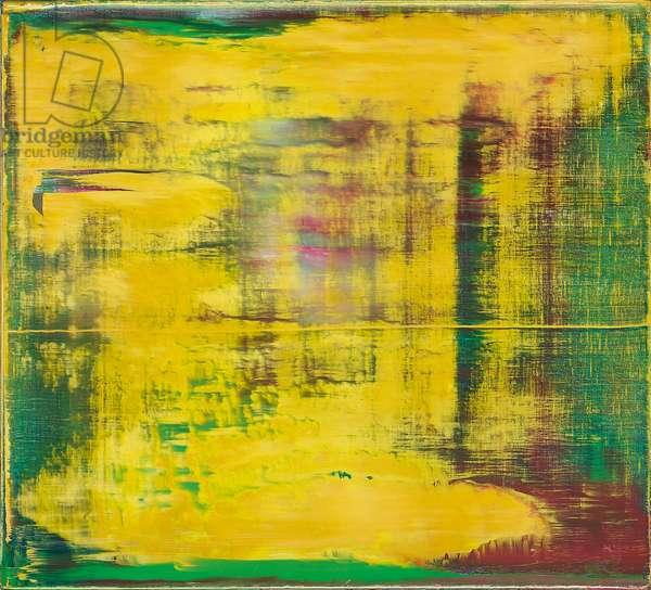 Abstraktes Bild, 1994 (oil on canvas)