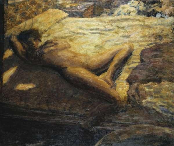 The Indolent; L'Indolente, c.1899 (oil on canvas)