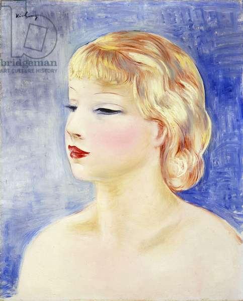 Blonde Woman; Femme Blonde, 1948 (oil on canvas)