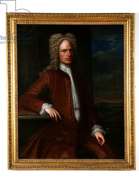 Henry Skillicorne (oil on canvas)