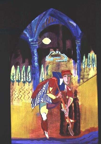 St. Dug, patron saint of diggers