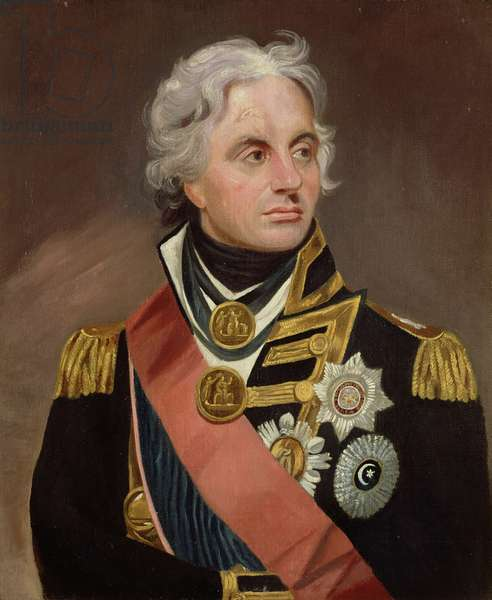 Lord Nelson (1758-1805) (oil on canvas)