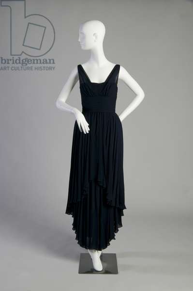 Evening gown (front view)