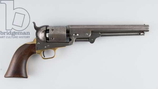 Owen Brown's Revolver