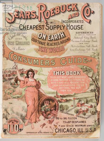 1900 Sears, Roebuck and Company catalog