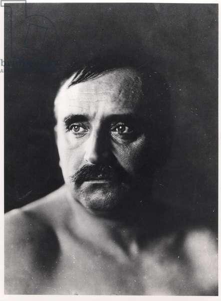 Paul Claudel (1868-1955) (b/w photo)