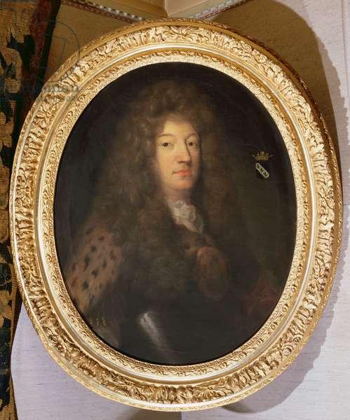 Louis d'Oger (1640-1716), Marquis de Cavoye (oil on canvas)