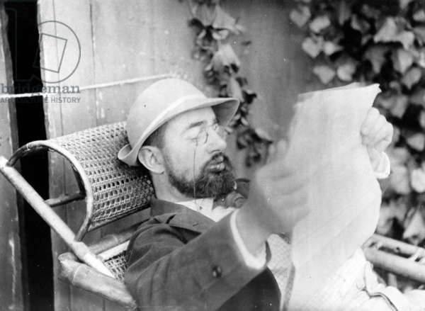 Toulouse-Lautrec (b/w photo)