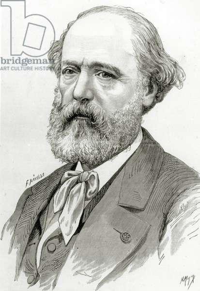 Eugène Voillet-le-Duc (engraving)