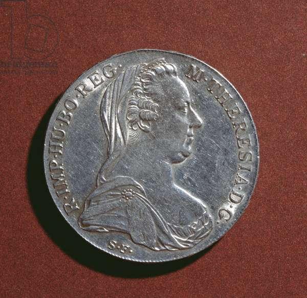 Maria Theresa Thaler, 1780 (silver)