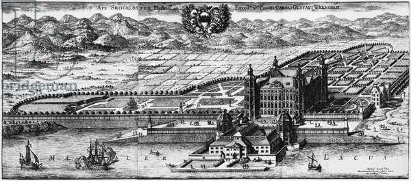 Skokloster Castle (engraving)