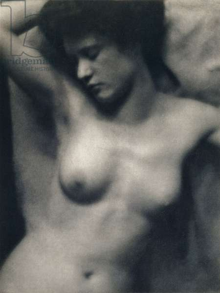 The Torso, 1909 (photogravure)