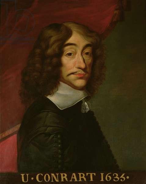 Valentin Conrart, 1635 (oil on canvas)