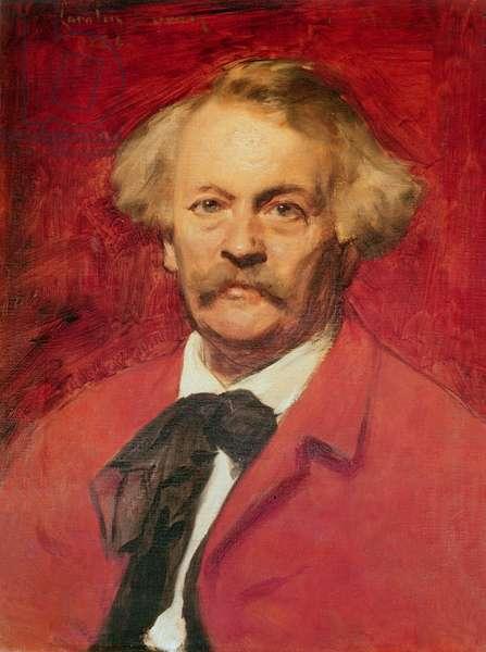 Nadar (1820-1910) (oil on canvas)