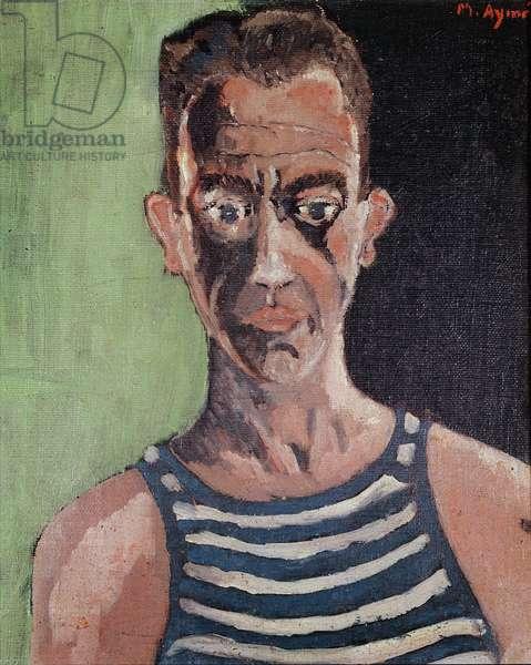 Self Portrait c.1948-49 (oil on canvas)