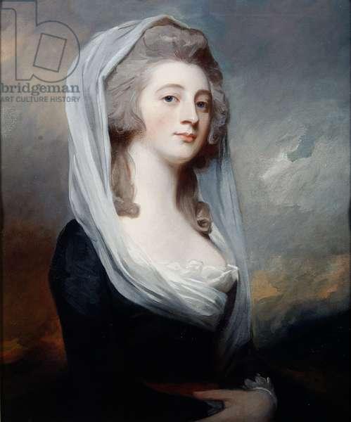 Charlotte Gunning, 1784 (oil on canvas)