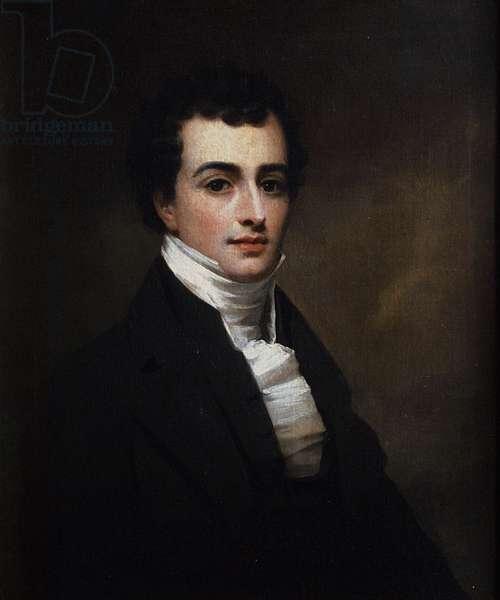 Joseph Hume (d.1829) (oil on canvas)