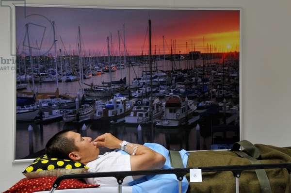 NATO-Landstuhl Hospital (photo)