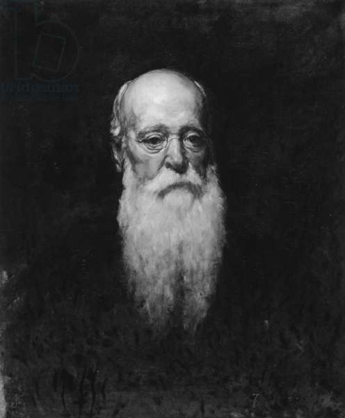 Henry James Sr., 1882 (oil on canvas)