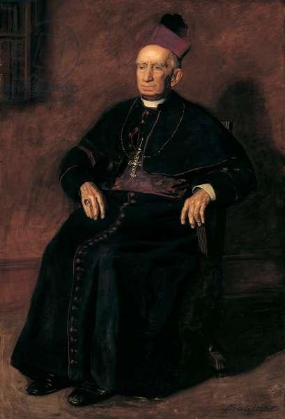 Archbishop William Henry Elder, 1903 (oil on canvas)