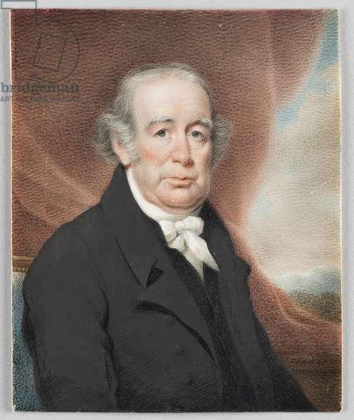 Adam Tunno, 1827 (w/c on paper)
