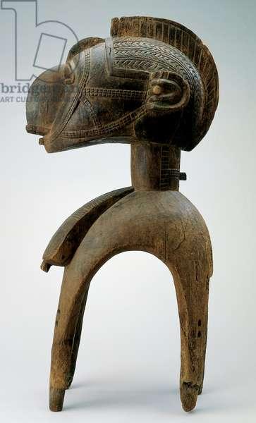 Shoulder Mask (Nimba), Baga Culture, (wood)