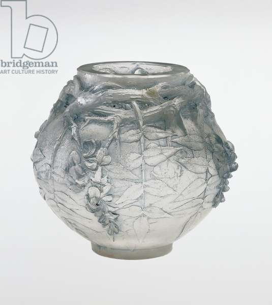 Vase, 1921 (glass)
