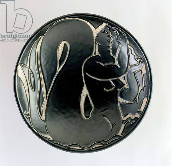 Bowl, 1931 (stoneware)