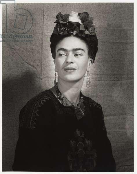 Frida Kahlo, c.1940, printed 1984 (gelatin silver print)