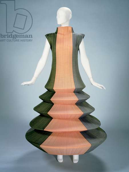 Minaret Dress, 1995 (polyester)