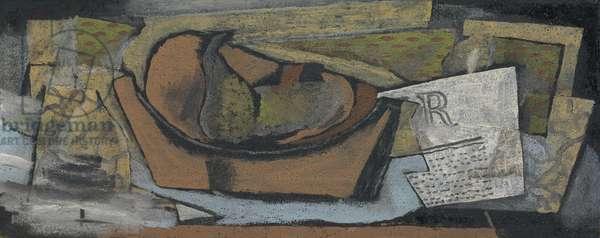 Still Life, c.1922 (oil on canvas)