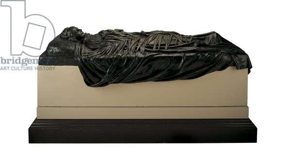 Memorial to Elizabeth Boott Duveneck, 1891 (plaster)