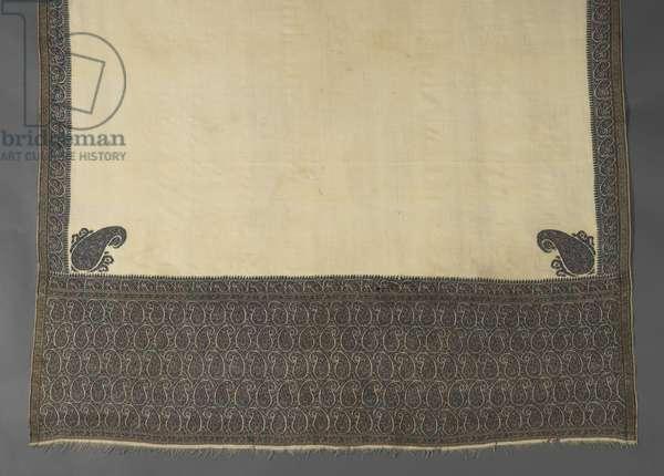 Shawl, Kashmir (cashmere)