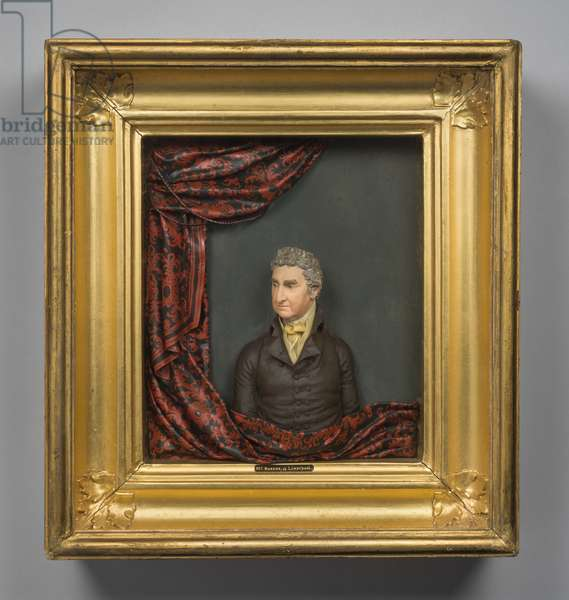 William Roscoe of Liverpool, early 19th century (modelled wax)