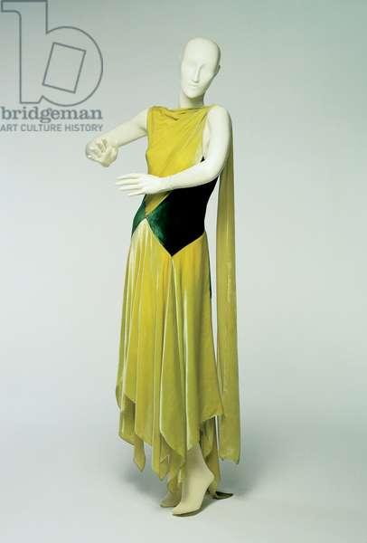 Dress, 1926-27 (silk)