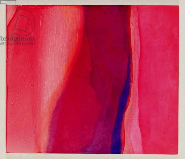 Sari Fish, 2000 (oil on gesso)