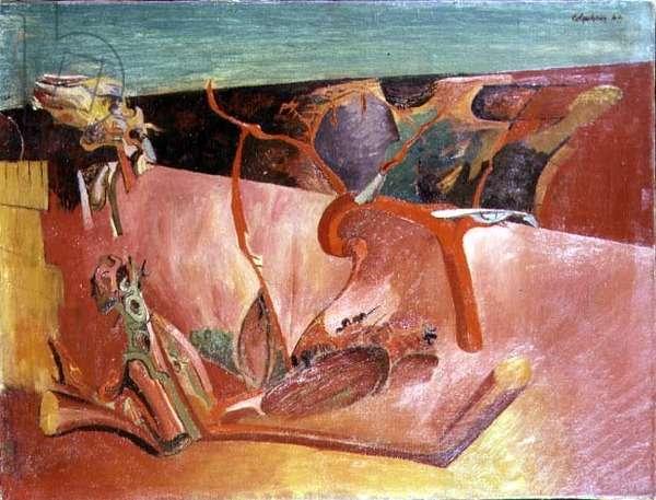 The Barren Land, 1942