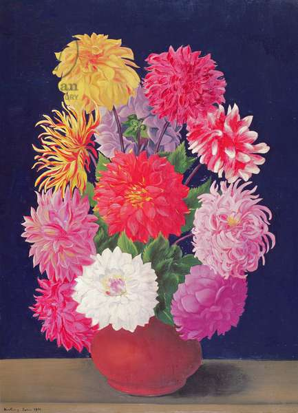Flowers, 1951