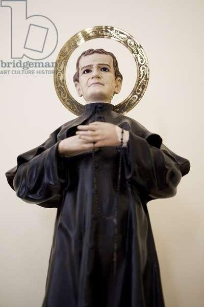 Don Bosco (coloured photo)