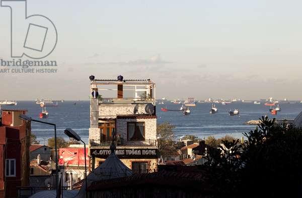 View of Istanbul, Turkey (photo)